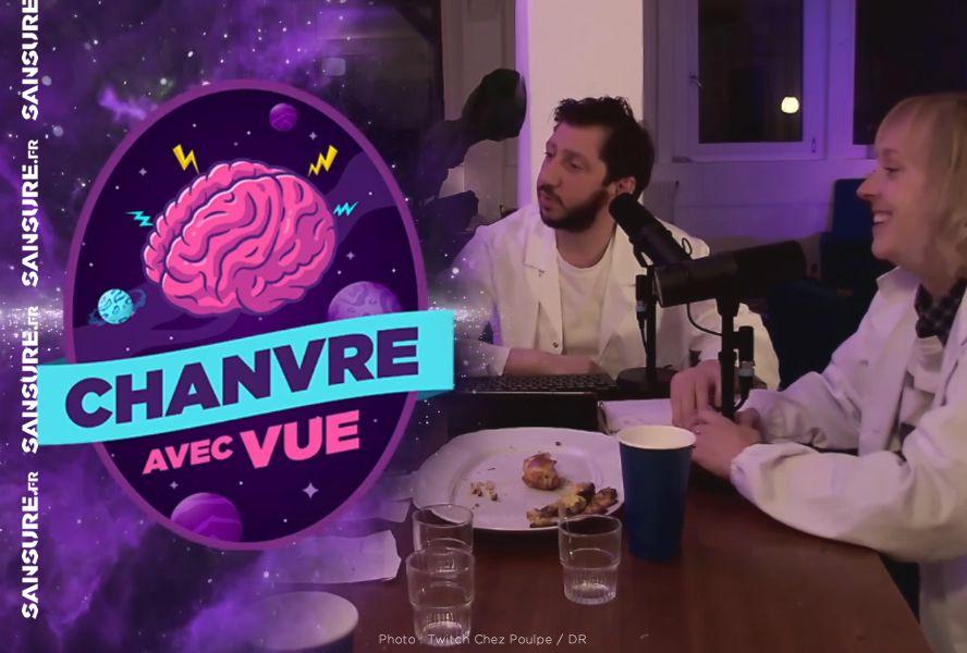 Monsieur Poulpe lance un programme très provocateur ! #Twitch #ChanvreAvecVue