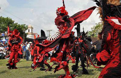 Samedi 14 mars prochain, 9ème festival de Diablos et Congos de Portobelo