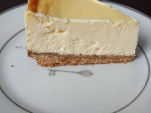 """Cheesecake comme dans """"FRIENDS""""."""