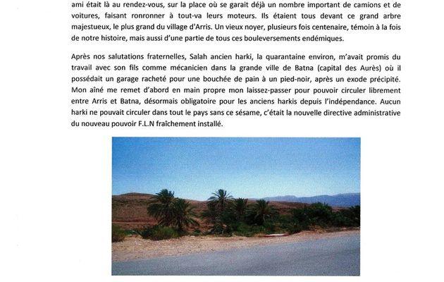 Brahim Sadouni: Le déracinement (1-2 ) de 5