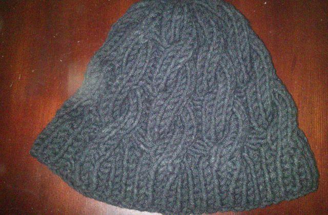 Un bonnet avant la fin de l'été