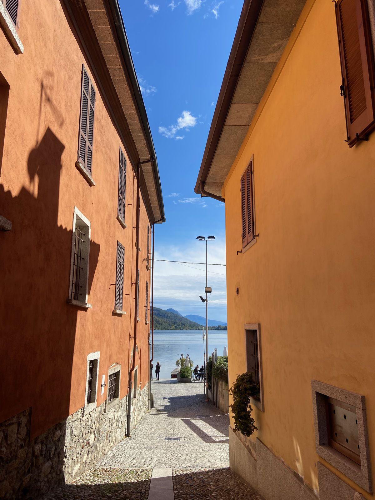In gita da Milano al Lago di Mergozzo
