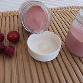 Crèmes de Goyaviers (ou de Cerises)