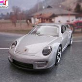 PORSCHE 911 GT2 HOT WHEELS 1/64 - car-collector.net