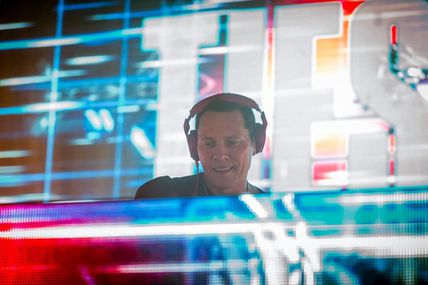 Tiësto photos   The Pavilion - College Tour   October 03, 2017 - Indianapolis, IN