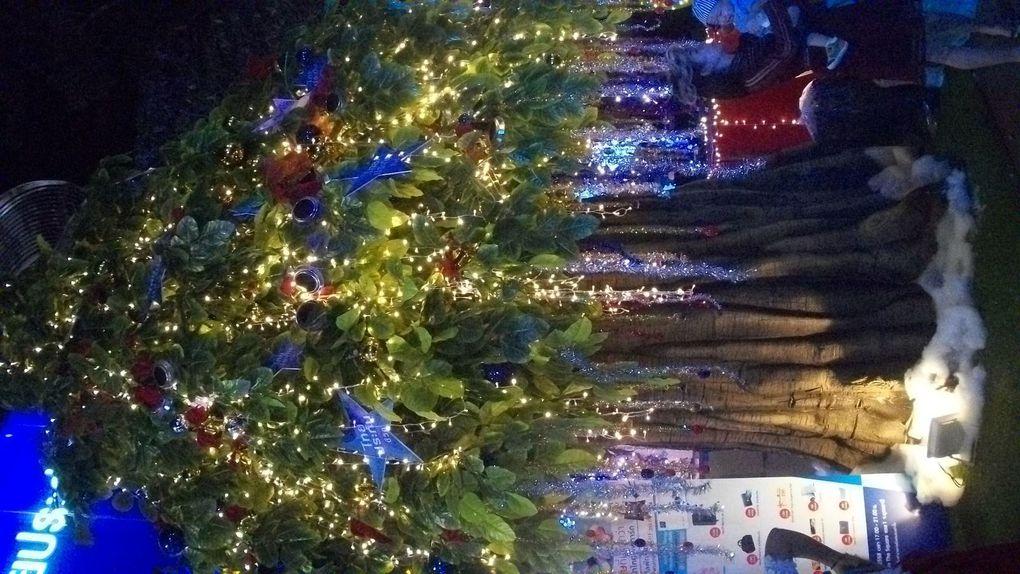 Thaïlande : Noël à UD TOWN