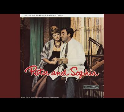 Zoo Be Zoo Be Zoo · Peter Sellers · Sophia Loren