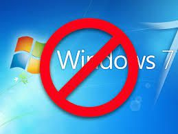 Comment désactiver le popup de fin de support de Windows 7 ?