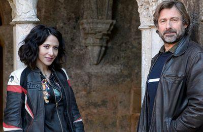"""""""Le secret de l'abbaye"""" fiction inédite avec Fabienne Carat sur France 3"""
