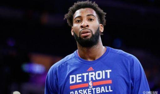 Andre Drummond est la priorité des Pistons