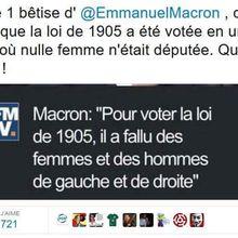 Emmanuel Macron et son programme ! Accrochez-vous pour la réforme du code du travail, ça va saigner!