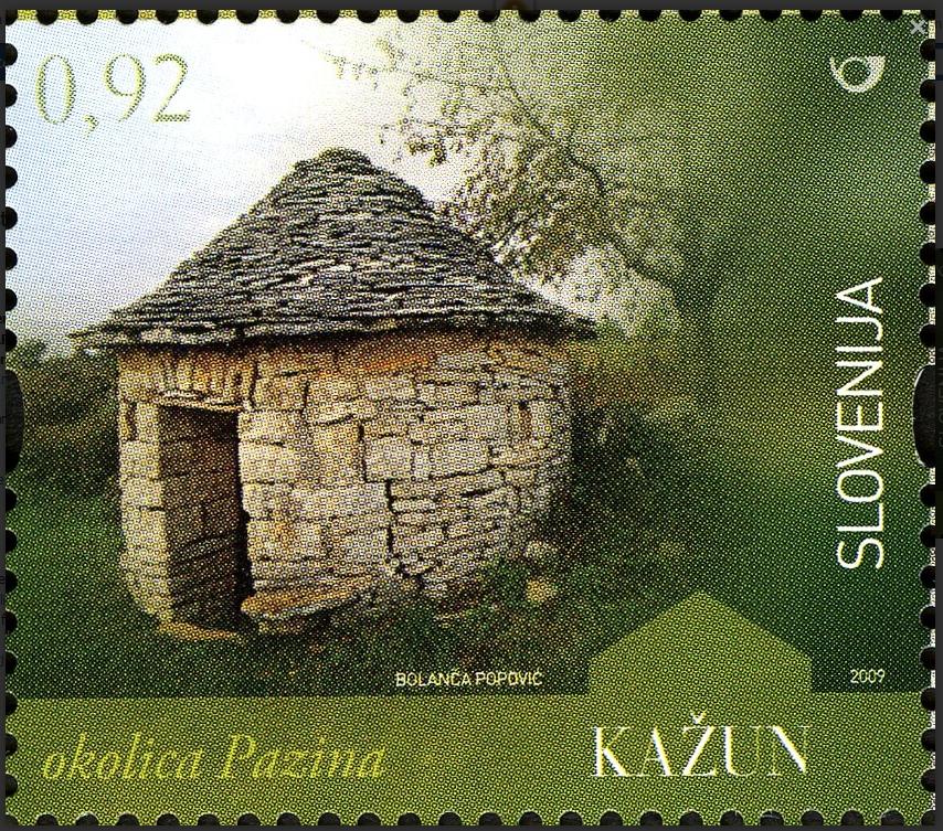 Cabanes de pierres