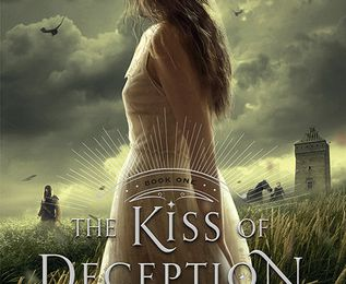 REVIEW : The Kiss Of Deception by Mary E Person