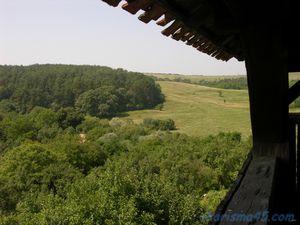 Viscri, Roumanie en camping-car