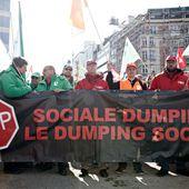 """Travailleurs détachés : """"l'Europe se divise encore un peu plus"""""""
