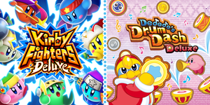 Kirby Fighter Deluxe sortira AUSSI le 13 février
