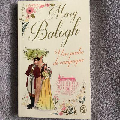 Une partie de campagne - Mary Balogh