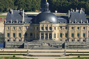 Visite Architecturale du château de Vaux le Vicomte
