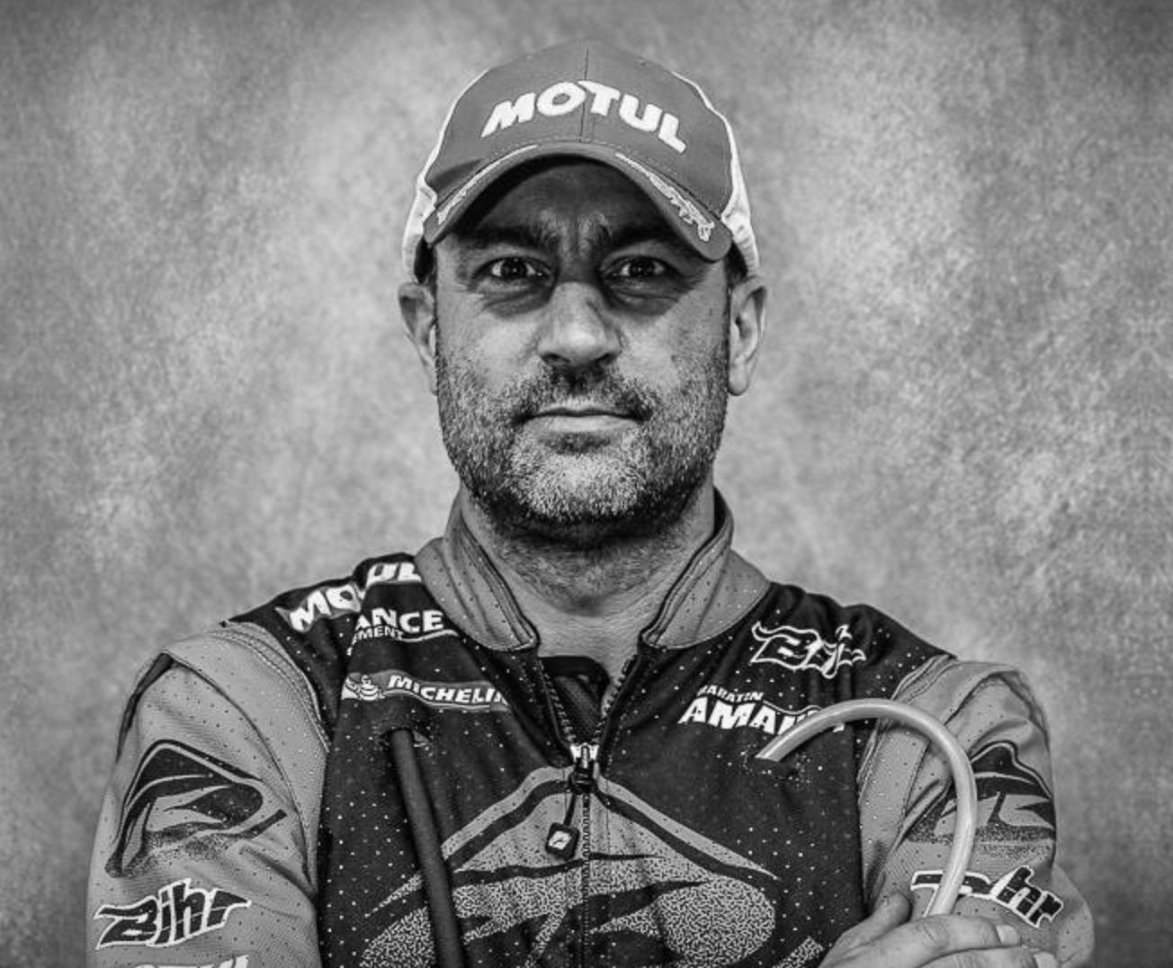 Dakar 2021 : Portrait des pilotes motos Français  - Amaury Baratin (KTM)