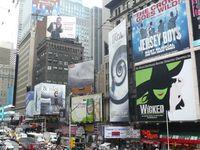 Un jour j'irai à New York avec toi ...