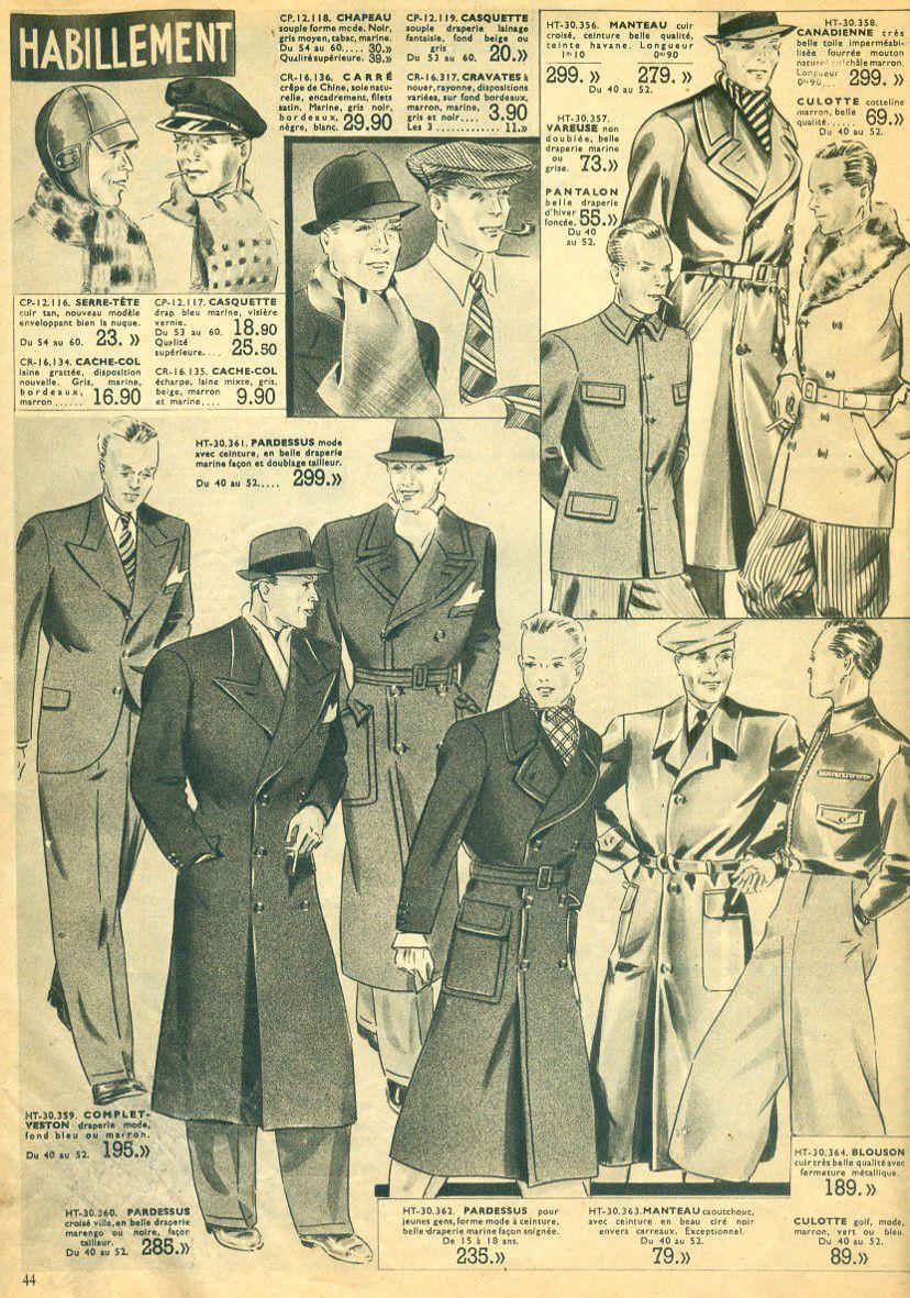 Mémoires : Le BHV à travers l'Histoire n°55   1938 Catalogue BHV