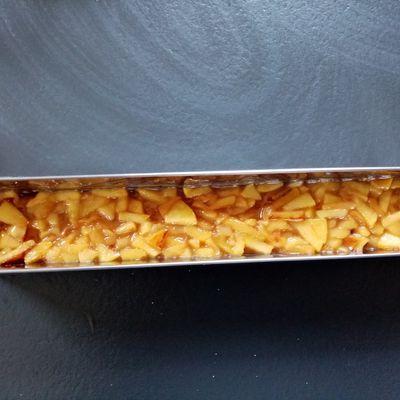 insert pommes caramélisées