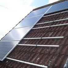 Istallazione impianti fotovoltaici