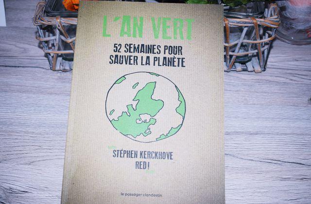 L'an vert : 52 semaines pour sauver la planète