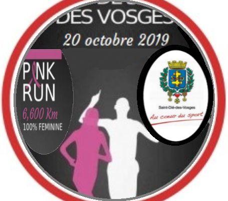 Saint-Dié-des-Vosges : la 4ème édition Pink Run est lancée