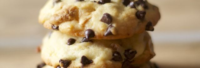 Cookies de cacahuètes aux chocolats blanc et noir Weiss