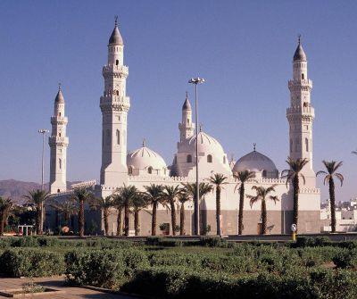 MASJID-E-QUBA, ITS HISTORY AND STRUCTURE