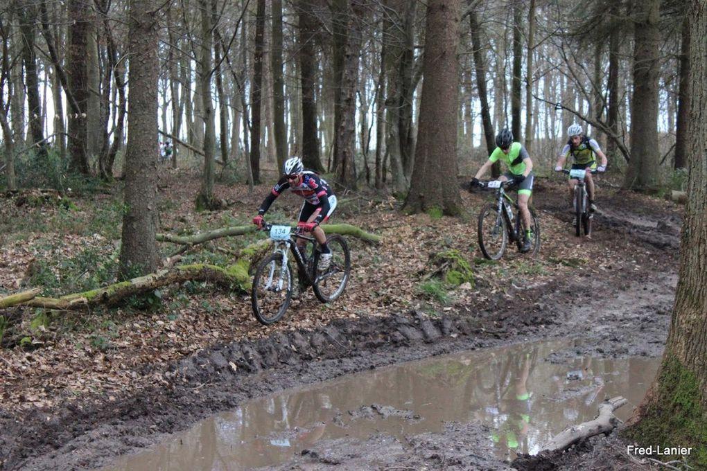 4ème manche Challenge VTT Ufolep Somme à Forest-L'Abbaye