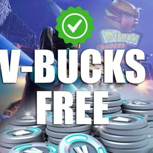 Fortnite V-Bucks Generator