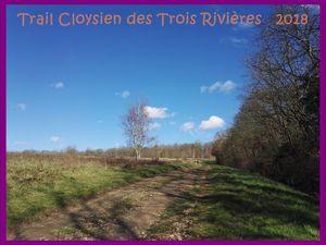 Trail Cloysien des Trois Rivières  2018.