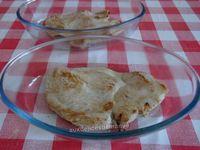 Filet de dinde gratiné à la sauce bolognaise