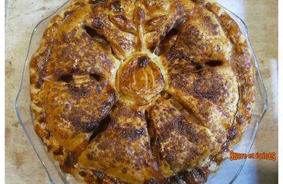Tarte américaine aux pommes - Apple Pie