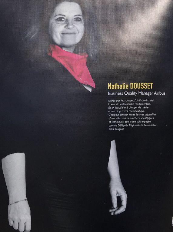 TOULOUSE - FEMMES INSPIRANTES - FEMMES REMARQUABES