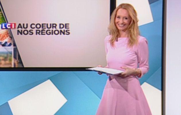 HÉLÈNE LECOMTE pour LCI MATIN sur LCI le 2016 05 02