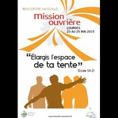 Rencontre nationale de la Mission ouvrière 2015