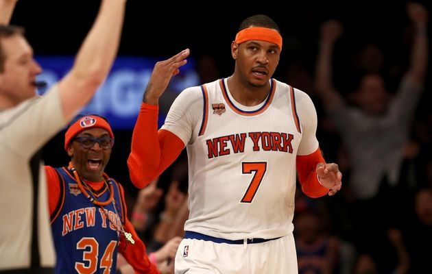 NBA All-Star Game : Carmelo Anthony remplace Kevin Love