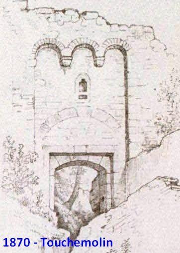Sus ! A l'assaut du Lutzelbourg ! au XVème siècle