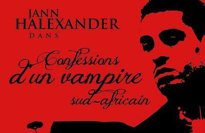 Confessions d'un Vampire Sud-Africain 12 juin 2014