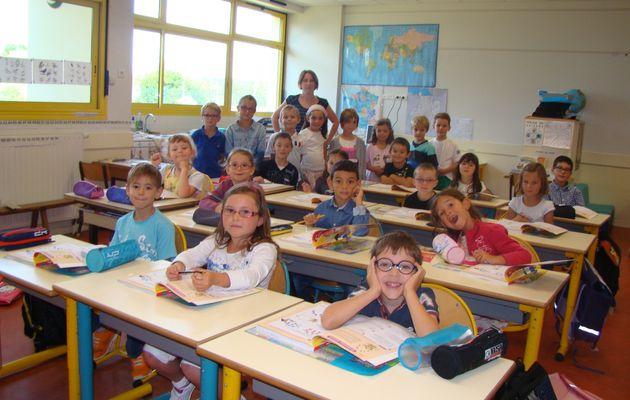 Visite de la classe de CP-CE1