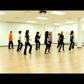 Half Past Tipsy - Line Dance