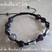 Shamballa N° 19 : Additions, migraines chroniques - Chez Mamigoz