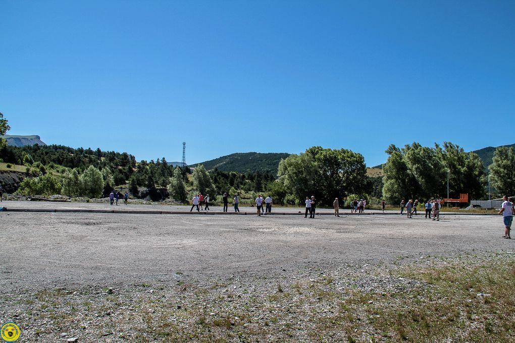 St André les Alpes : Challenge Edith Chatain