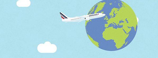 Air France et le développement durable : une ambition et des résultats