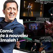 CopyComic épingle à nouveau Gad Elmaleh ! (vidéo) (mis à jour) #CopyComic - SANSURE.FR