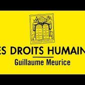 la Déclaration universelle des droits de l'homme - vidéo explicative de Amnesty international