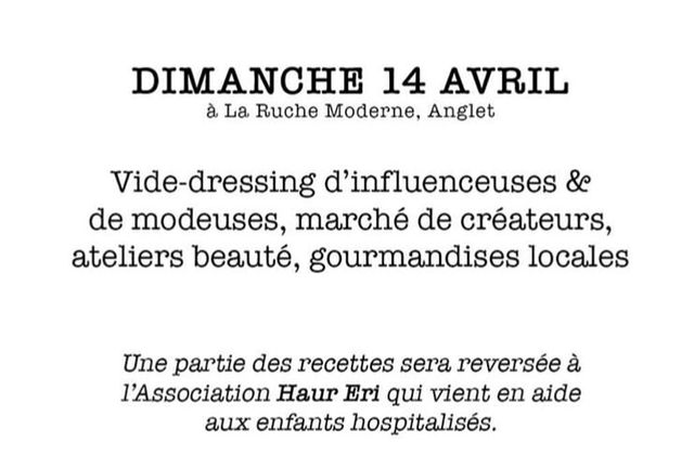 Vide dressing SPRING MARKETING à La ruche Moderne